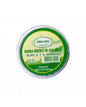 Banda Matriz 0,05X7MM - PREVEN
