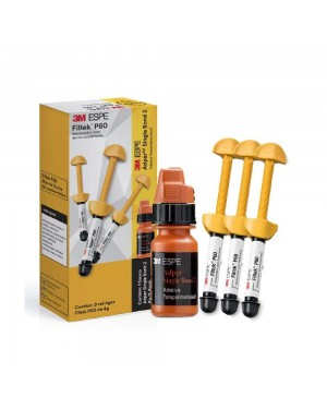 Kit de Resina Composta Micro Filtek P60 Single bond 3M