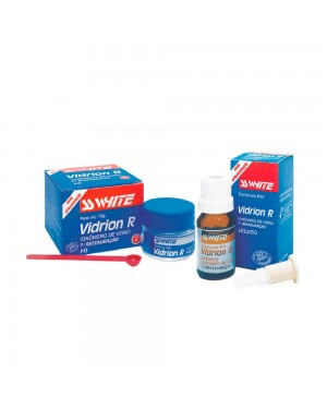 Kit Ionômero Vidrion R SSWHITE