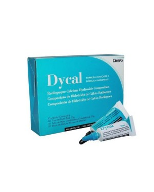 HIDROXIDO CALCIO DYCAL BASE 13G + CATAL 11G DENTSPLY