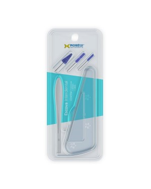 Refil escova interdental  Conica-MORELLI