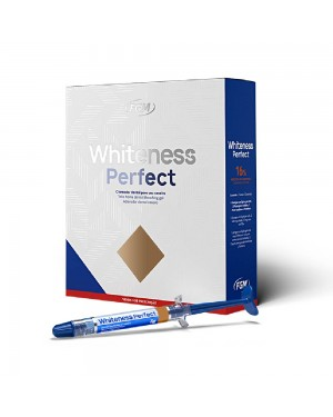 Kit de Clareador Dental Whiteness Perfect 22% - FGM