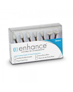 Kit Enhance Sistema de Acabamento Sortido DENTSPLY