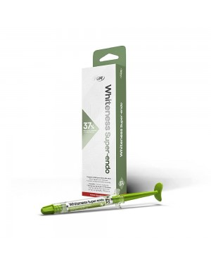 Seringa Clareador Dental Whiteness Super Endo 37% - FGM
